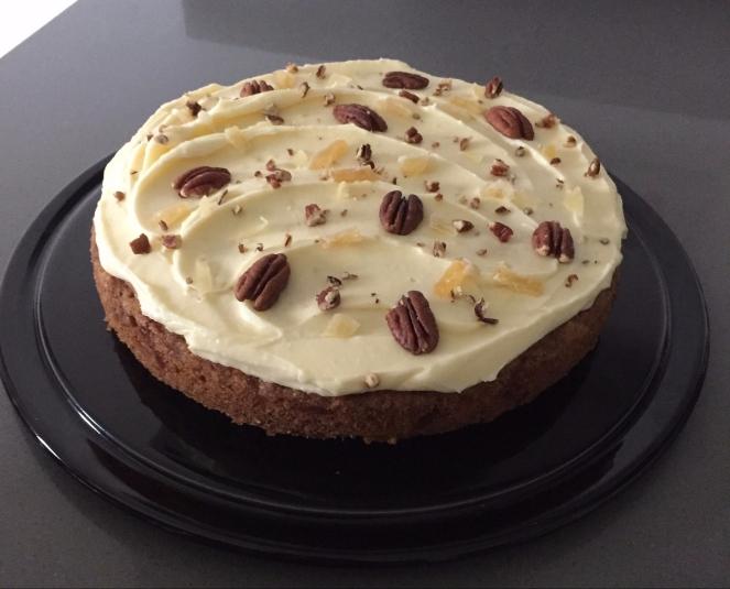 Autumn Birthday Cake Nigella Lawson